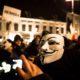 proteste guvern