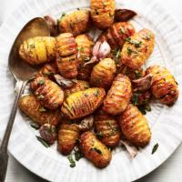 cartofi cu rozmari si usturoi