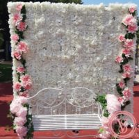 Photocorner floral