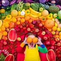 5 moduri de a intari imunitatea copilului - I