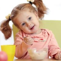 Un copil sanatos este un copil cu o dieta echilibrata