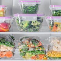 Congelarea - solutia pentru stocarea in siguranta a mancarurilor